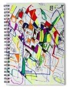 Bseter Elyon 86 Spiral Notebook
