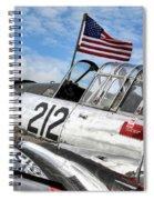 Bt-13 Spiral Notebook