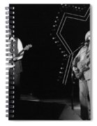 Bto In Spokane In 1976 Spiral Notebook