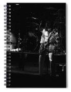 Bto Rock Spokane In 1976 Spiral Notebook
