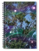 Bubble Tree Spiral Notebook