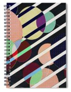 Bubble Universe Spiral Notebook