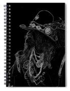 Buccaneer Spiral Notebook