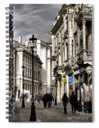 Bucharest The Little Paris Spiral Notebook
