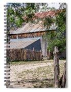 Buck Ranch Barn Spiral Notebook
