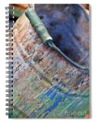 Bucket Of Colors Spiral Notebook