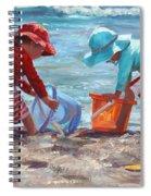 Buckets Of Fun Spiral Notebook