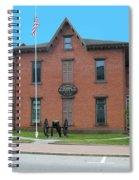 Buckingham House Spiral Notebook