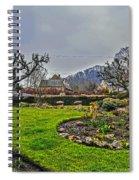 Buckland Garden Spiral Notebook
