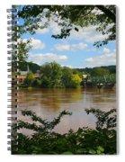 Bucks County Pennsylvania Spiral Notebook