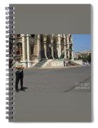 Parliament Budapest Spiral Notebook