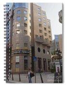 Budapest Spiral Notebook