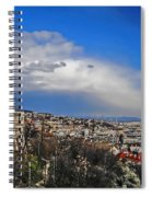 Budapest And Fisherman's Bastion Spiral Notebook