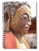 Buddha 13 Spiral Notebook