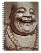 Buddha 15 Spiral Notebook