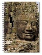 Buddha #2 Spiral Notebook