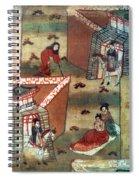 Buddha Prince Siddhartha Spiral Notebook