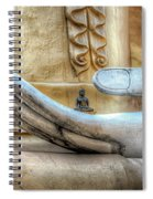 Buddha's Hand Spiral Notebook