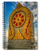 Buddhist Icon Spiral Notebook