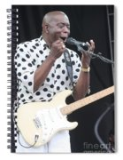 Buddy Guy Spiral Notebook