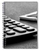 Budgeting  Spiral Notebook