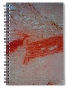 Buffalo And Elk Cave Painting Spiral Notebook