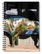 Buffalo Art Spiral Notebook