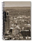 Buffalo Central Terminal Winter 2013 Spiral Notebook