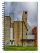 Buffalo Malting  7d08362 Spiral Notebook