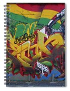 Buffalo Soldier Spiral Notebook