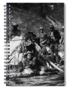 Buffalo Soldiers Spiral Notebook