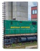 Buffalo Southern 2010 Spiral Notebook