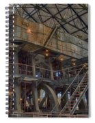Buffalo Water Pumping Station Spiral Notebook