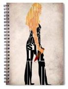Buffy The Vampire Slayer Spiral Notebook