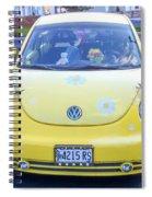 Bug-eyes Spiral Notebook