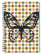 Bug In The Middle Spiral Notebook