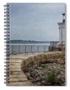 Bug Light Spiral Notebook