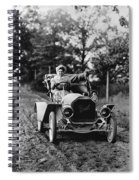 Buick Automobile, C1907 Spiral Notebook