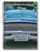 Buick Grills-hdr Spiral Notebook