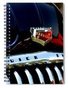Buick Roadmaster Spiral Notebook