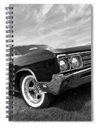 Buick Wildcat 1968 Spiral Notebook