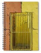 Building Access Denied Spiral Notebook