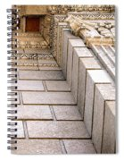 Building Corner Spiral Notebook