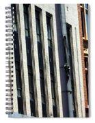 Building Lines Spiral Notebook