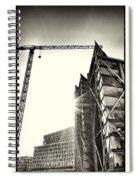 Building London 1 Spiral Notebook