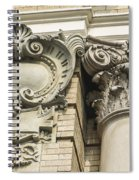 Building Trim Spiral Notebook