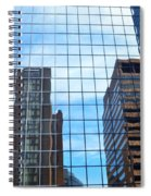 Building With In A Building Spiral Notebook