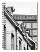 Buildings In Maastricht Spiral Notebook