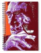 Buk  Spiral Notebook