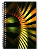 Bulb Spiral Notebook
